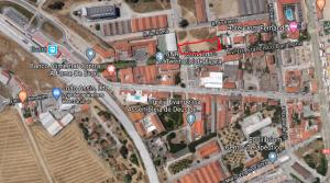 Terreno para construção – Avenida Doutor Francisco Barahona, Évora